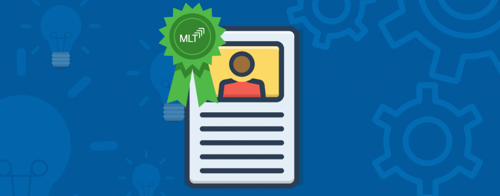 MLT Career Prep Application Advice