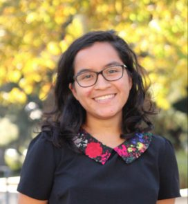 Headshot of MLT Career Prep Fellow Cristal Quiñones