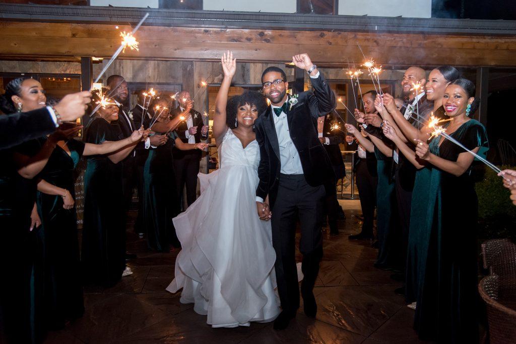 MLT Love 2020 Krystalyn Jones & Christopher Broughton wedding photo