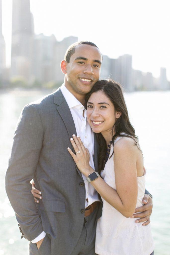 MLT Love 2020 Laura Sandoval & Javon Tai engagement photo