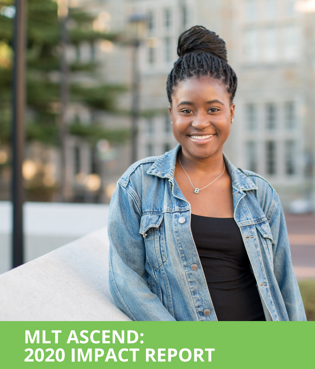 MLT Ascend Impact Report Cover