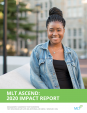 2020 Ascend Impact Report Cover Page