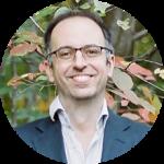 Headshot of Dr. Chad Murphy, Director of Analytics